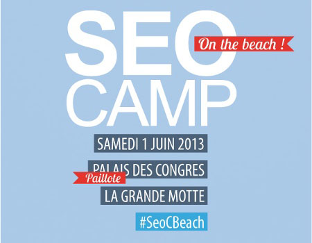 SEO Camp on the Beach Montpellier