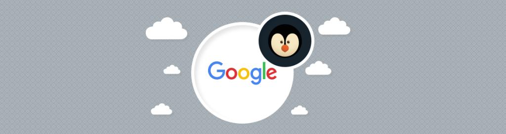 Algorithme Google pingouin - référencement