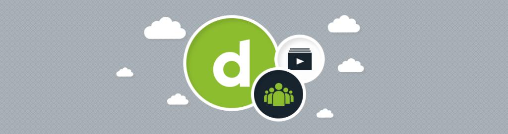 gestion des réseaux sociaux sur Dailymotion