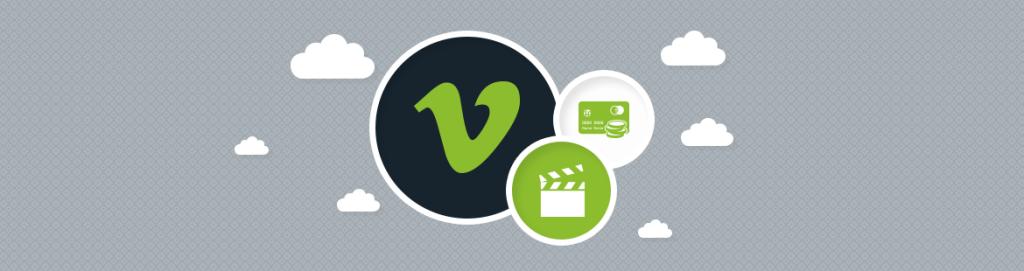 gestion des réseaux sociaux sur Vimeo