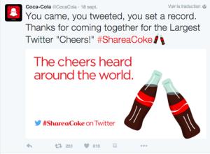 Emojis de coca cola