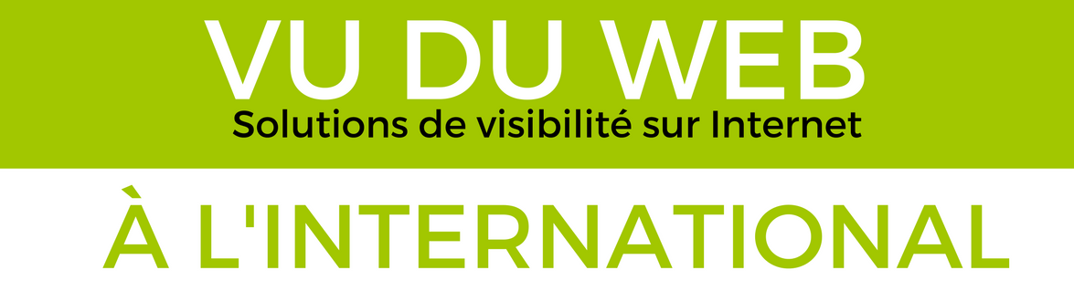 vu du web - agence internationale