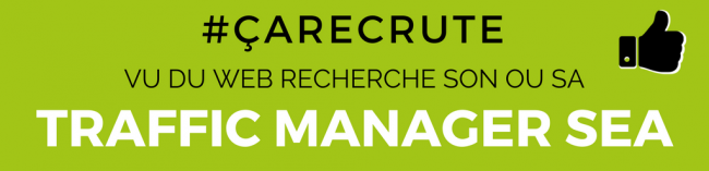 Recrutement - Trafic Manager