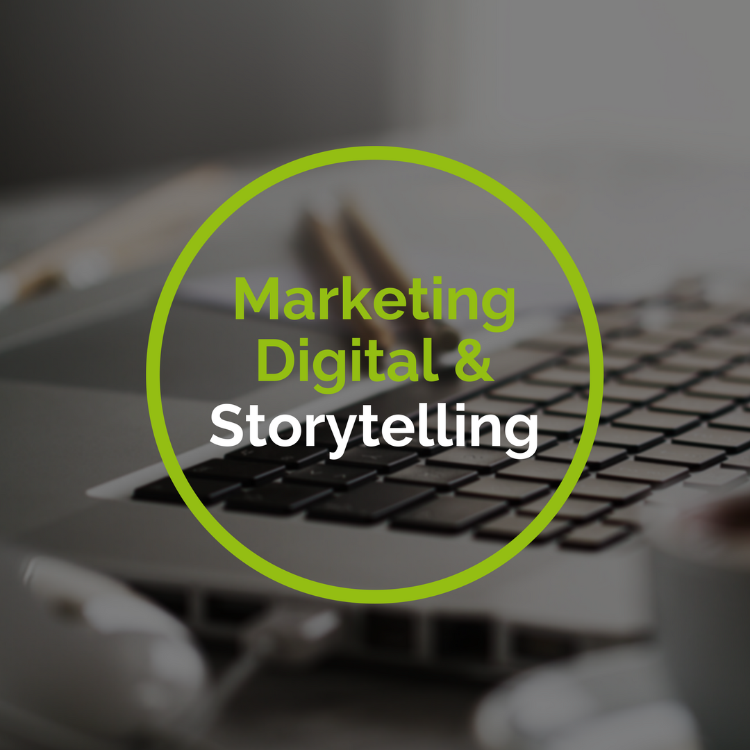 Marketing digital & storytelling